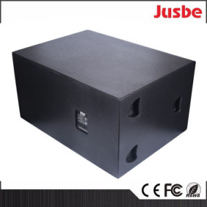 """S218 2400W Sound System Passive 18"""" Subwoofer Speaker pictures & photos"""