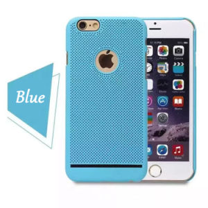 Ultra-Thin PC Radiating Mobile Phone Case Cover for iPhone 7 Huawei P9 Plus with Breathable Perforated Protection (XSPC-006) pictures & photos