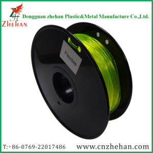 1.75mm 3D Printing Printer Filament PLA/ABS/PETG/Flexible Filament with Yellow pictures & photos