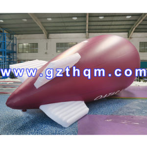 Commerical Model Inflatable Advertising Helium Balloon/Custom Made Inflatable PVC Airship pictures & photos