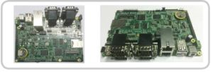 Gea-6401 Arm Embedded Platform Board pictures & photos