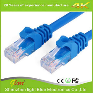 RJ45 CAT6 Ethernet Patch Cable pictures & photos