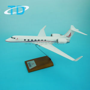 Model Airplane Gulfstream G550 Scale 1/100 30cm pictures & photos