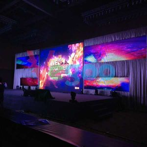 Performance Stage Video Wall LED Display for Rental P3.91 pictures & photos