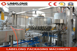 Pet Bottle Carbonated Drink Water Juice Filling Machine pictures & photos