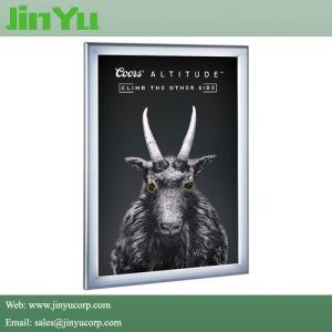 Aluminum Flip Clip Slim LED Light Box pictures & photos