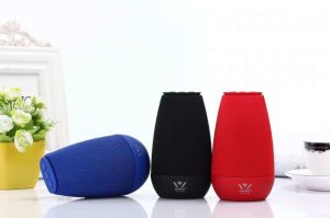 Cloth Network Process Portable Mini Bluetooth Speaker (WSA-8616) pictures & photos