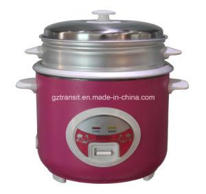 Kitchen Appliance Full Body Electric Rice Cooker Jar Shape