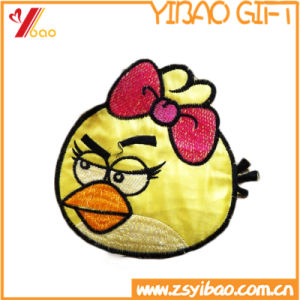 Custom Smooth Embroidery Badge, Embroidery Patches (YB-EM-BRO-416) pictures & photos
