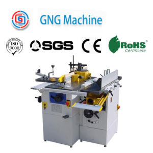 High Precision Combination Woodworking Planer Machine pictures & photos