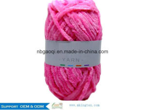 Tape Fancy Hand Knitting Yarn Scarf Yarn pictures & photos