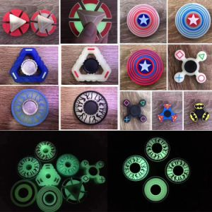 Good Quality New Design Alloyed Metal Brass Fidget Spinner pictures & photos