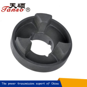 Flange Cast Iron and Insert Rubber Complete Coupling pictures & photos