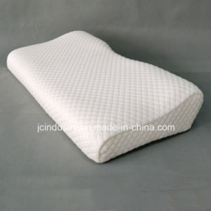 B Shape Contour Memory Foam Pillow pictures & photos