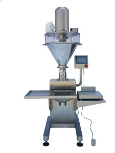 Semi Automatic 10-5000g Volumetric Malt Powder Filling Machine pictures & photos