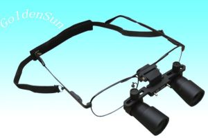 Dental Surgical Magnifying Glass Flip up Loupes pictures & photos
