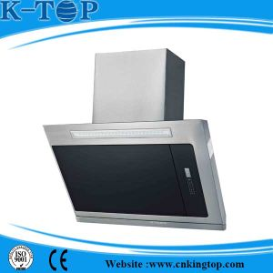 2017 Hot Sales Side Suction Tempered Glass Panel Range Hood pictures & photos