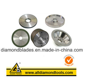 Cheap and High Quality CBN Grinding Wheel pictures & photos