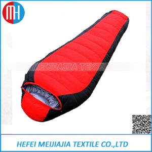 Outdoor Camping Extremely Warm Heated Down Feather Sleeping Bag pictures & photos