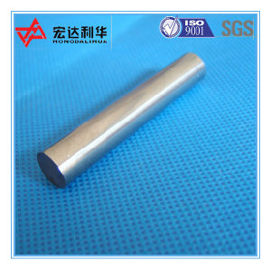 Carbide Round Rods for Endmill Drills Cutting Tool pictures & photos