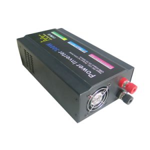 Y-Solar I-Z-300W Full Power 300W off Grid Pure Sine Wave Inverter 12V DC to 240V AC with USB 5V 500mA pictures & photos