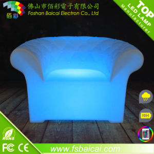 Bcr-530t Hot Selling LDPE LED Sofa pictures & photos