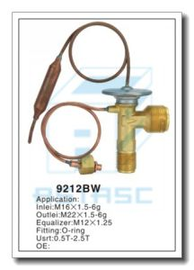 Customized Thermal Brass Expansion Valve for Auto Refrigeration MD9213bw pictures & photos