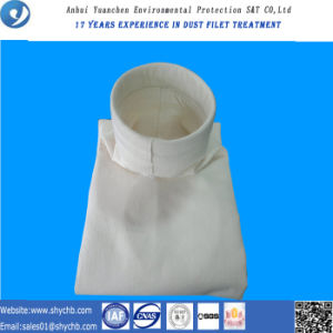 Compound Filtering Material Dust Filter Bags, PPS and PTFE Compound Dust Filter Bag pictures & photos
