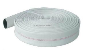 """13 Bar 1.5"""" PVC Single Jacket Fire Hose for Fire Fighting Equipments pictures & photos"""