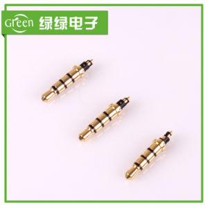 3.5mm 4 Pole Gold Plated Audio Plug