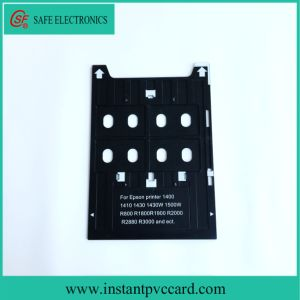 PVC Card Tray for Epson 1400 Inkjet Printers pictures & photos