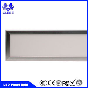 100lm/W 600X600 40W High PF Pure White Square Slim LED Panel Light pictures & photos