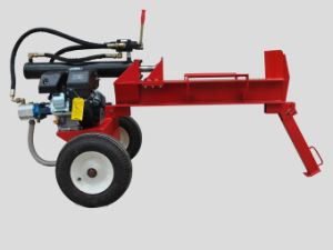 Farm Log Splitter With6.5HP Gasoline Engine for Hot Sale pictures & photos