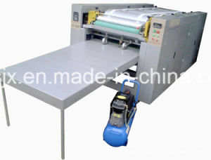 Three Colors Printing Fabric Bag Machine (HS-850-3) pictures & photos