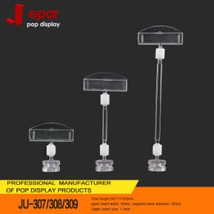 Wholesale Magnetic PS Price Tag Clip pictures & photos