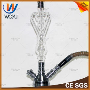 Crystal Hookah Glass Bottle Water Pipe pictures & photos