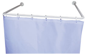 U Shape Shower Curtain Rod pictures & photos