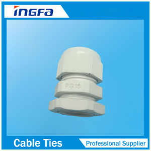 Plastic Waterproof Cable Glands Wire Connector pictures & photos