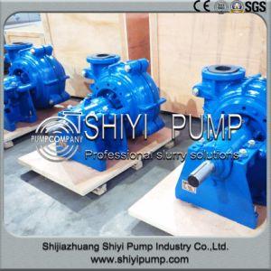 Rubber Liner Abrasive Resisting Slurry Pump pictures & photos