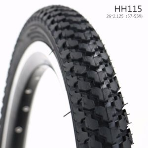 Wholesale Rubber Bicycle Tire with Best Price (ly-a-15) pictures & photos