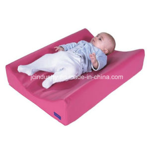 Waterproof Baby Changing Mat with Foam Core pictures & photos