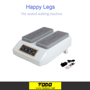 Hot Selling Electric Mini Walking Machine Leg Exerciser for Home Use pictures & photos