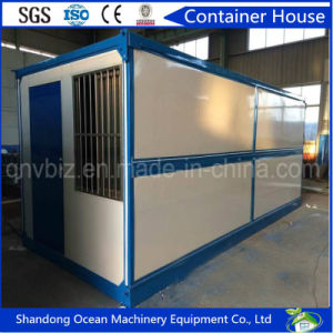Fast Assembly Foldable Prefabricated Container House Office Container of Steel Structure with Affordable Price pictures & photos