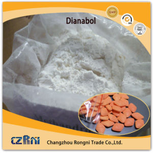 Pharmaceutical Chemicals Oral Steroid Dianabol / Dbol/ Methandrostenolone CAS 72-63-9 pictures & photos