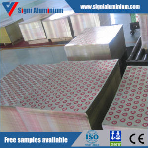 Aluminum Closure Sheet for Bottle Closure 8011 pictures & photos