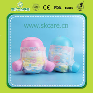 Baby Diapers with Soft Back Sheet pictures & photos