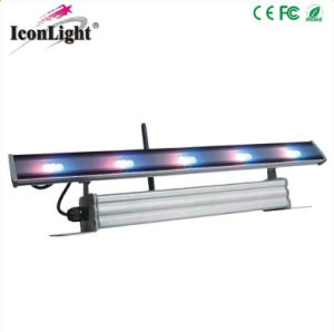 Indoor Wireless 15X1W RGB LED Battery Powered Wall Washer pictures & photos