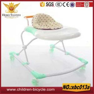 Super Light Blue/Green/Pin Baby Walker/Children Products for Wholesale pictures & photos