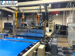 PP/PE Physical/Chemical Microfoam Board Extrusion Line pictures & photos