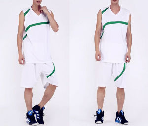 2017 Latest Sportswear Basketball Jersey with Customize Logo pictures & photos